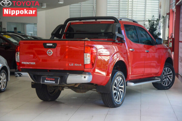 NISSAN I/NISSAN FROENTIER LE X4 2018/2019