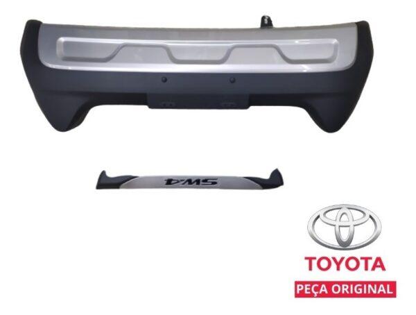 Sobre Capa Parachoque Sw4 Original Toyota