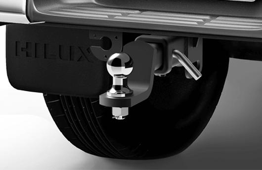 ENGATE (750 KG) - Hilux Cabine Simples, Hilux Cabine Dupla